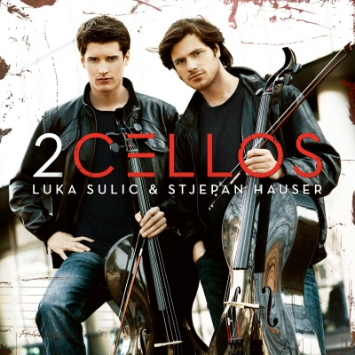 2CELLOS Luka Sulic & Stjepan Hauser