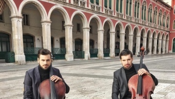 2CELLOS  predstavlja novo video zgodbo 'Love Story'